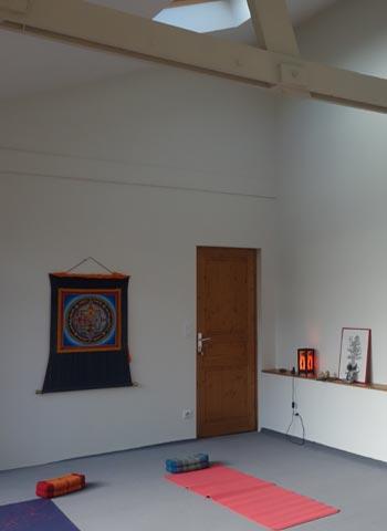 salle yoga yvelines