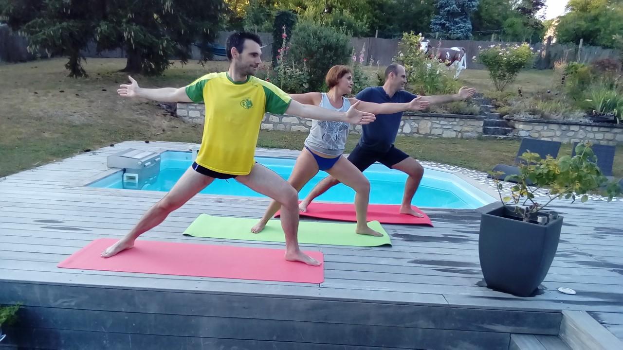 cours yoga yvelines