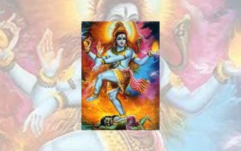 Shiva, la posture du renouvellement du monde