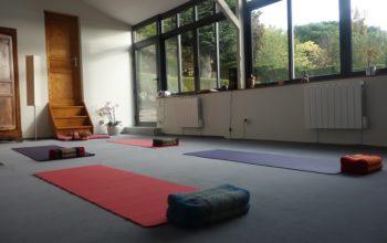 Yoga cours collectifs = seulement quelques places de disponibles