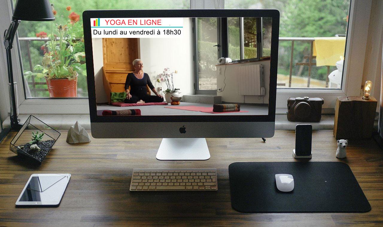 yoga en ligne yvelines