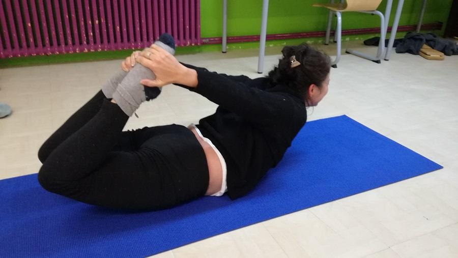 Dhanurasana yoga 78