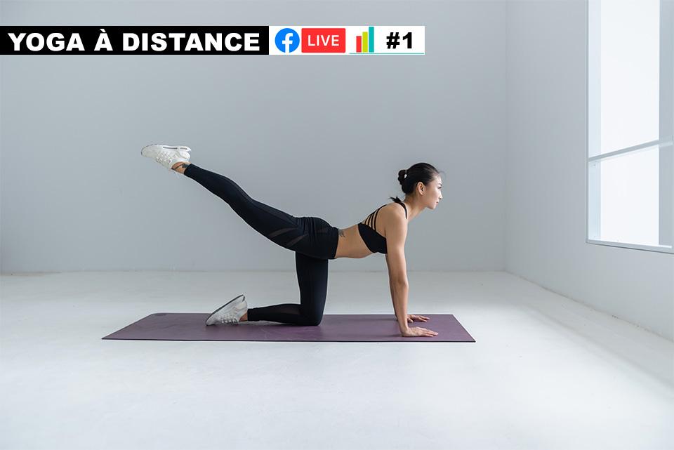 yoga a distance