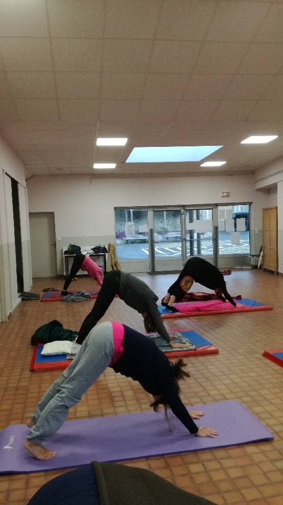 yoga cours collectif 78