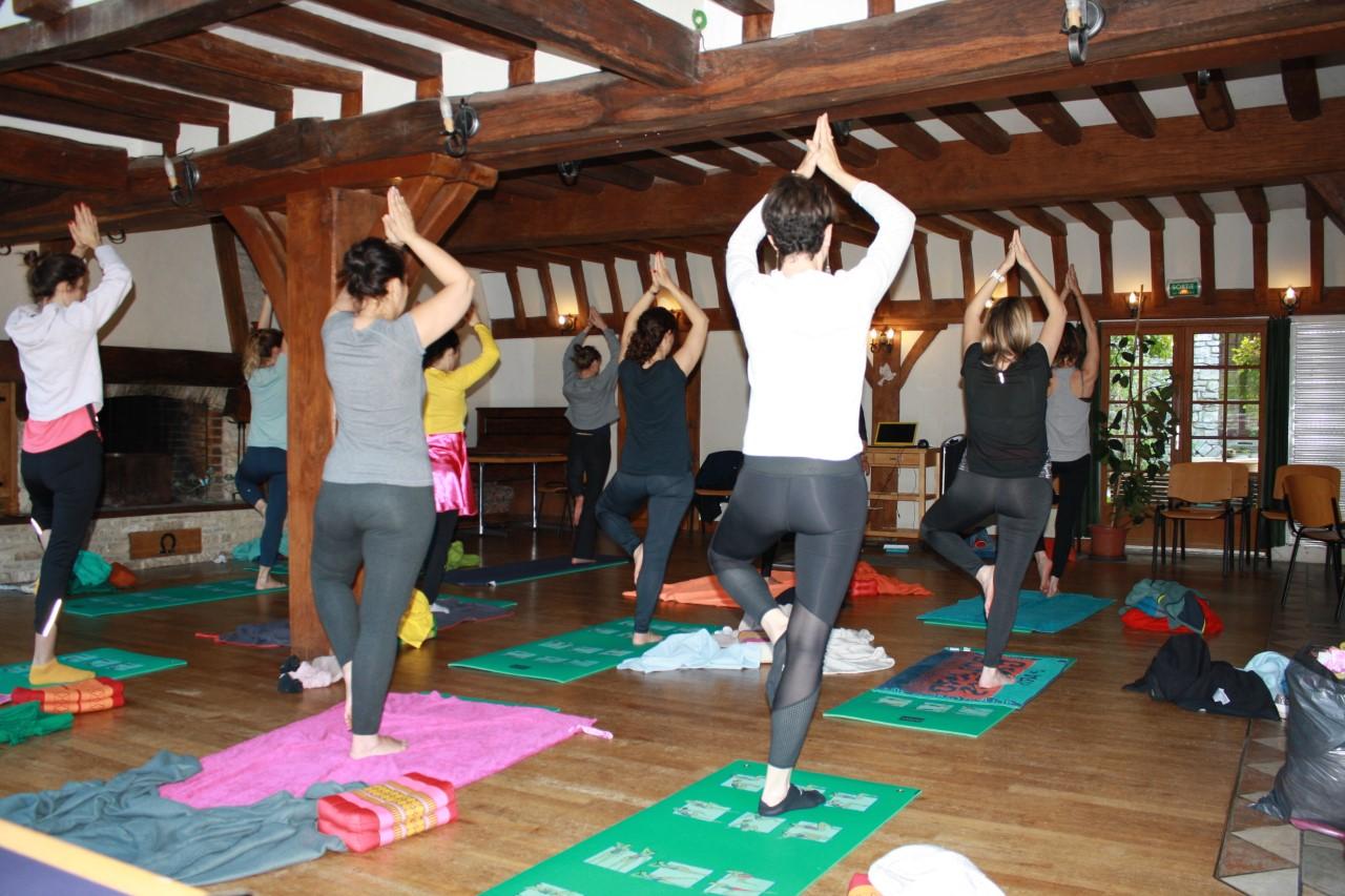 cours collectif yoga verneuil-sur-seine